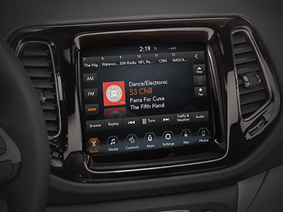 jeep-compass-opening-edition-uconnect-8.4-NAV-system