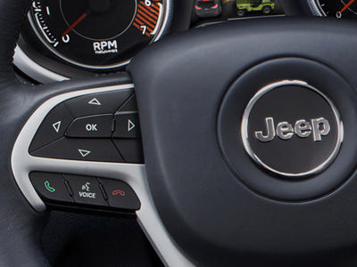 2014 Jeep Cherokee Steering Wheel Controls