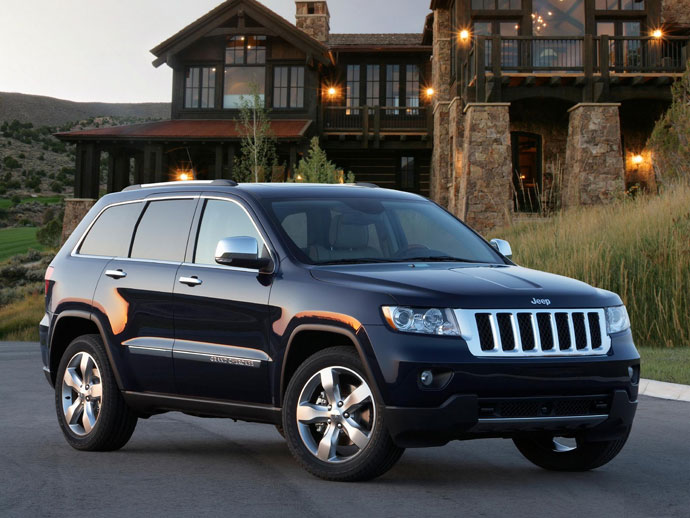 Jeep Grand Cherokee New – встречайте!