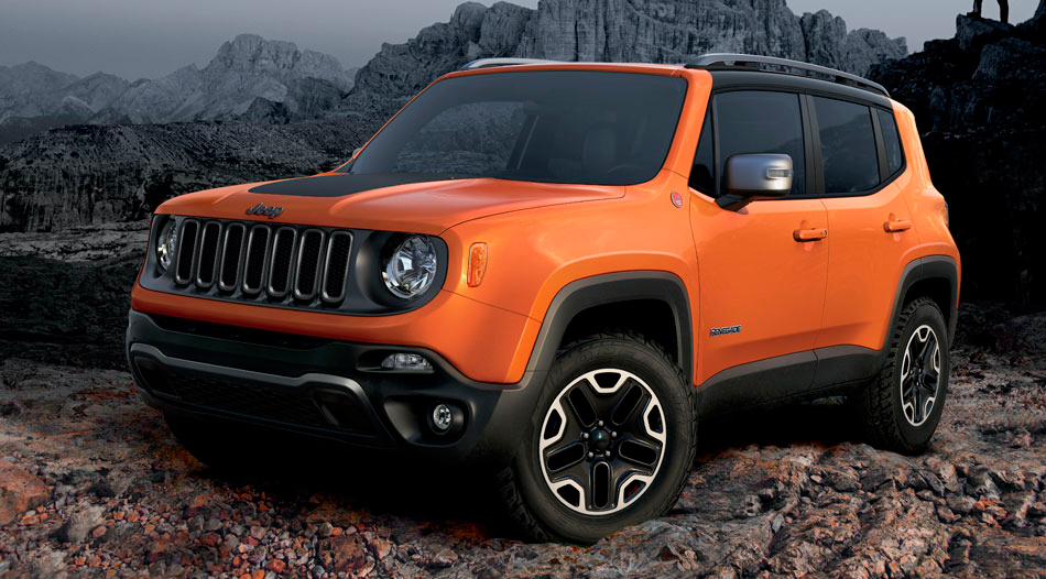 Jeep Renegade 4x4 SUV